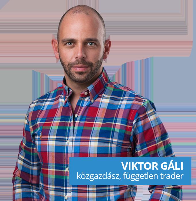 Viktor Gáli Szakértői tőzsde tanfolyam főoldalon