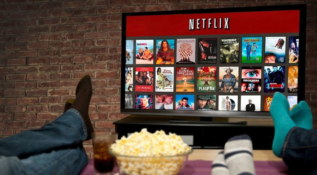 Netflix kép bejegyzésbe