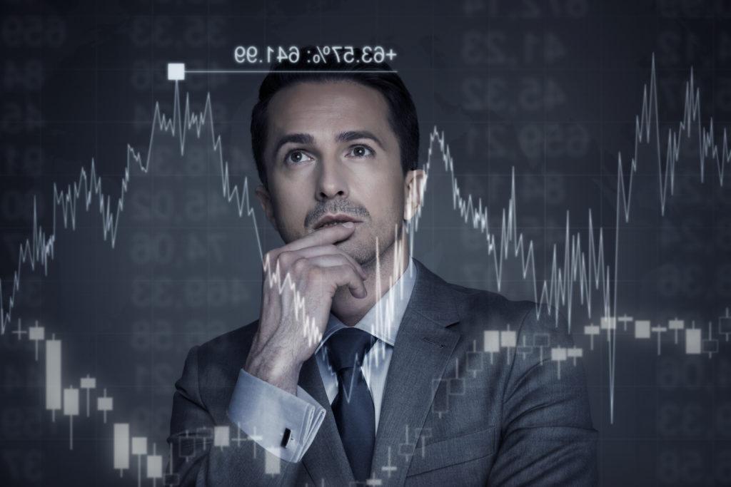 Gondolkodó trader kép bejegyzésbe