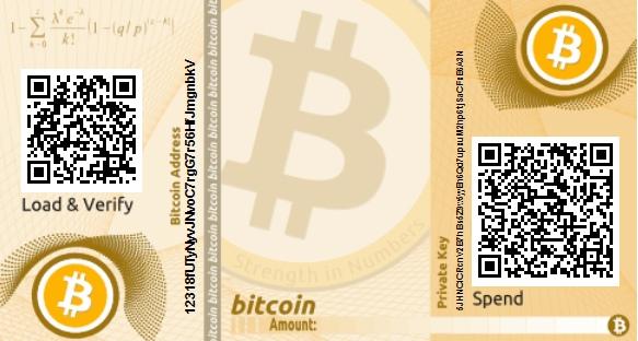 Kép offline krypto tárcáról bejegyzésbe