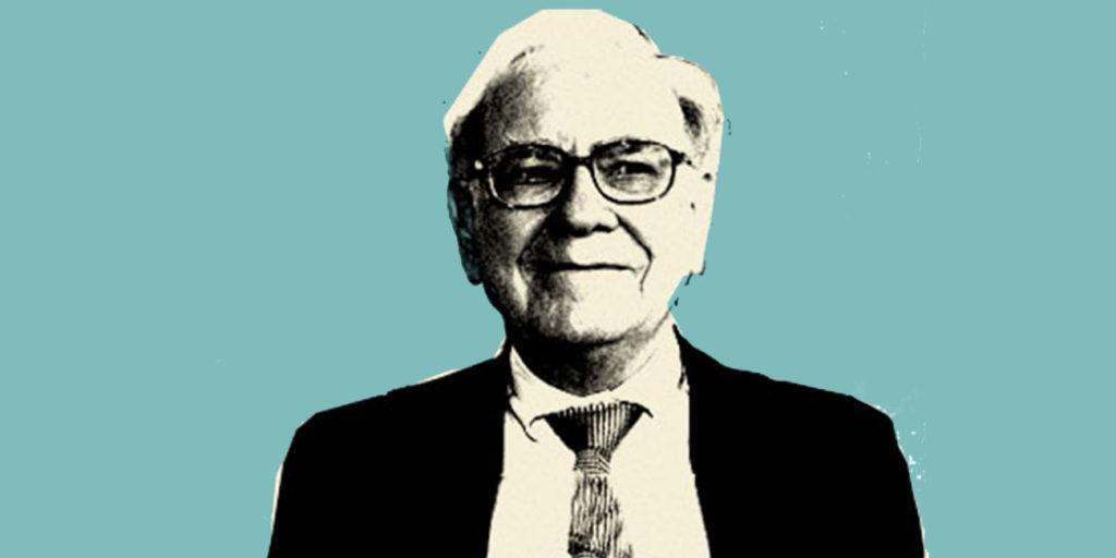 Kép Warren Buffet-ről bejegyzésbe