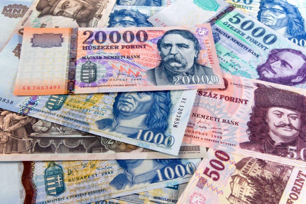 Magyar fizetőeszköz kép bejegyzésbe