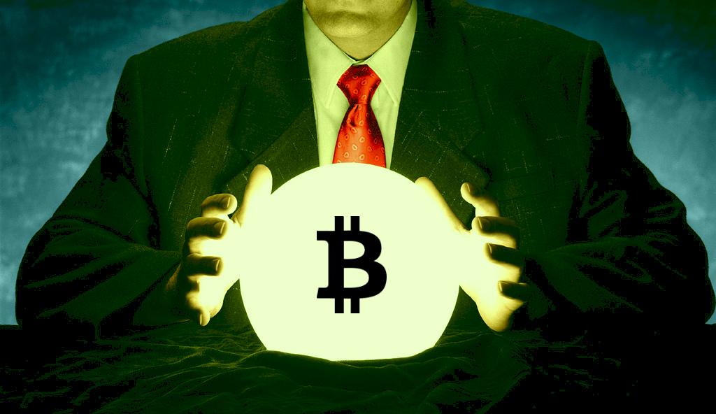 Bitcoin üveggömb kép bejegyzésbe