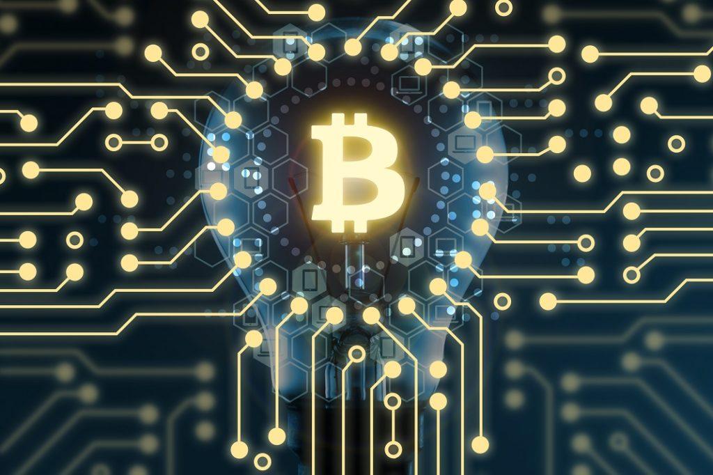 BTC blockchain kép bejegyzésbe