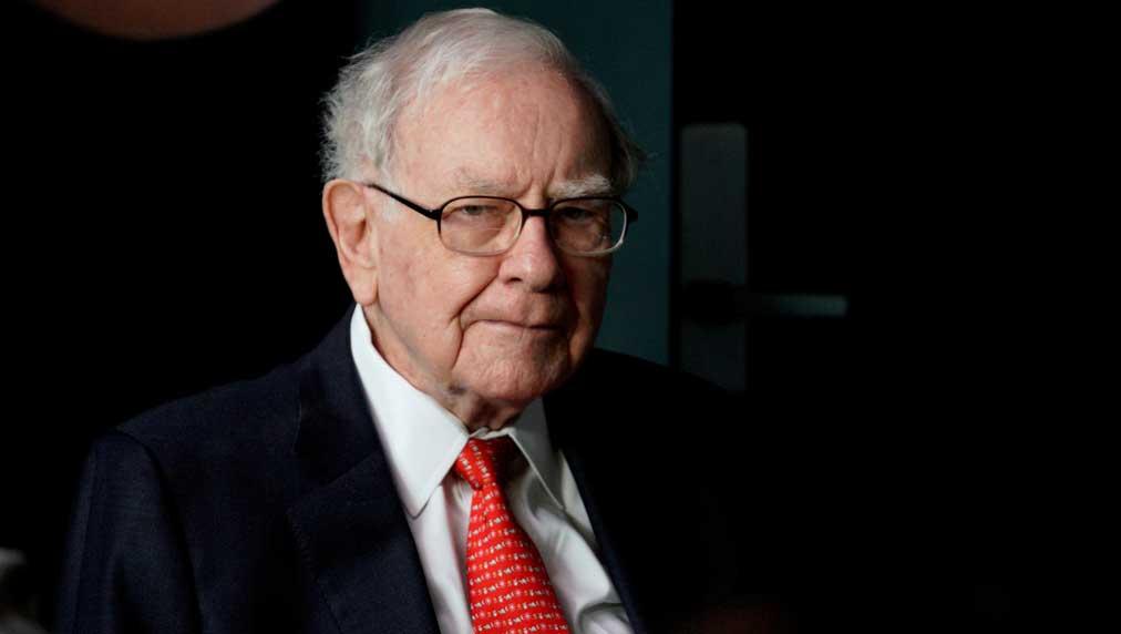 Buffett, a világ egyik leggazdagabb embere kép bejegyzésbe