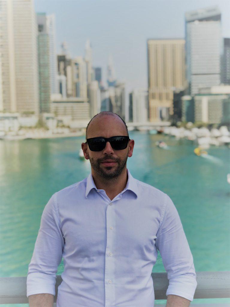 Viktor Gáli Dubaiban